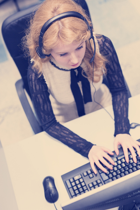 callcentre operator